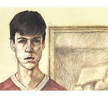 Cameron from Ferris Bueller's Day Off Photographic Print