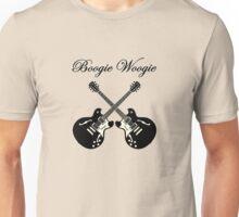 Boogie Woogie Black Unisex T-Shirt