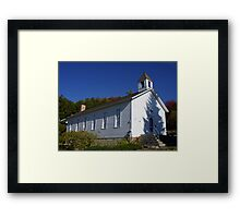 Pioneer School Framed Print