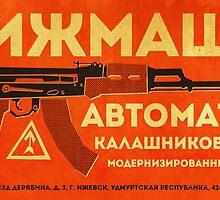 AK-47 (Orange) by Daviz Industries