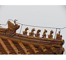 Beijing, China Photographic Print