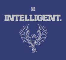 Ravenclaw. Intelligent. by mlny87