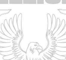Ravenclaw. Intelligent. Sticker