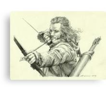 The Bowman Canvas Print