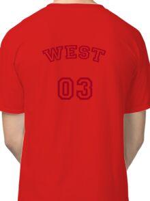 West Up To Bat Classic T-Shirt