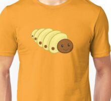 Cute cartoon larva ( maggot ) Unisex T-Shirt