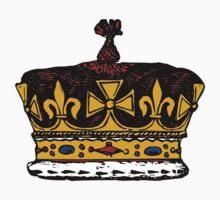 Crown One Piece - Short Sleeve