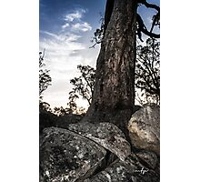 Solid Foundation Photographic Print