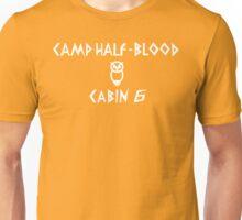 Camp Half-Blood - Cabin 6 Unisex T-Shirt