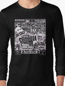 Dracula! Long Sleeve T-Shirt