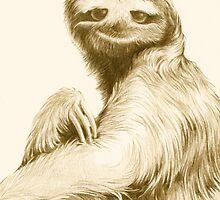 Slothmania! by Anna Frohmann