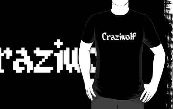 Craziwolf T Merch by craziwolf