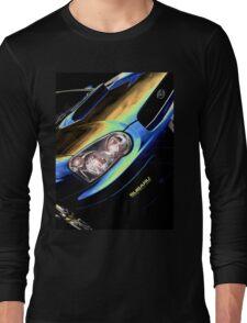 Subaru Impreza Long Sleeve T-Shirt