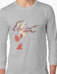 Mega Blaziken Long Sleeve T-Shirt