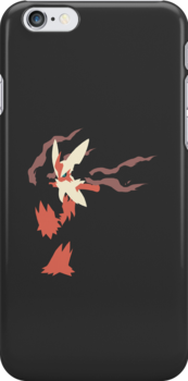 Mega Blaziken by Sailio717