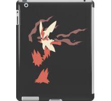 Mega Blaziken iPad Case/Skin