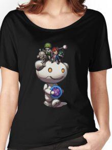 Reddit's Snoo Snoo Women's Relaxed Fit T-Shirt
