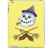 Frosty the Witch iPad Case/Skin