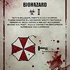 Biohazard by DigitalTheory