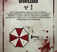 Biohazard by DigitalTheory