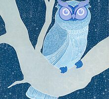 once upon a time owl by creativemonsoon