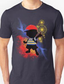 Super Smash Bros. Ness Silhouette T-Shirt