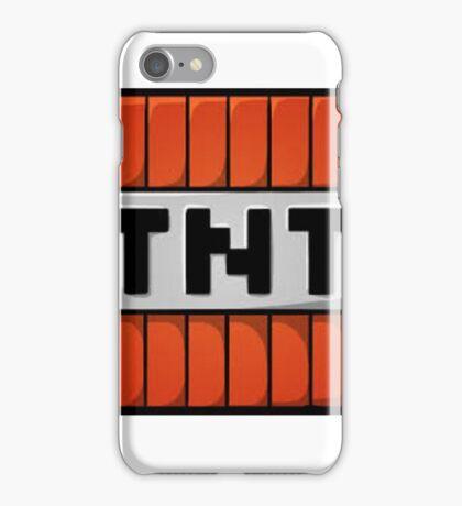 TNT Minecraft,Simple iPhone Case/Skin