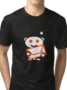 Reddit Oranged Tri-blend T-Shirt