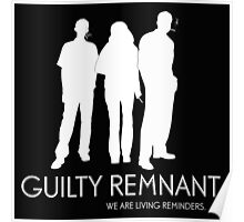 The Leftovers - Guilty Remnant Poster