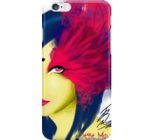 Fabulous Lashes iPhone Case/Skin
