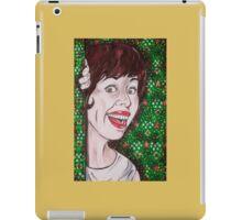 Carol Burnett iPad Case/Skin