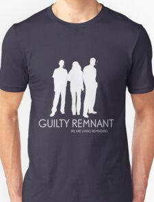The Leftovers - Guilty Remnant T-Shirt