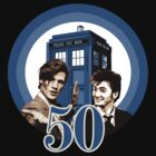 Hello; We're the Doctor ! by spatulacity