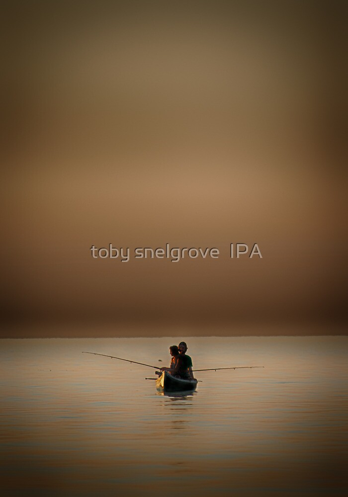 Fishing on the Strait by toby snelgrove  IPA