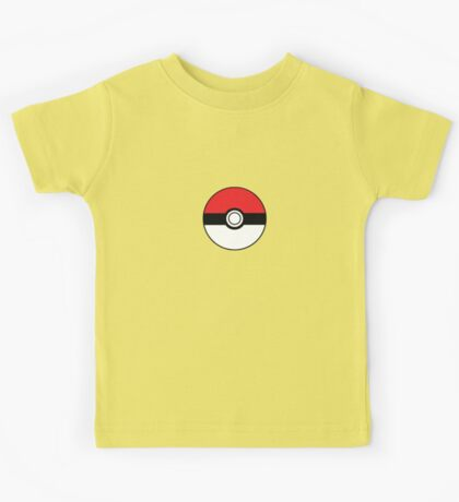 Pokeball Kids Tee