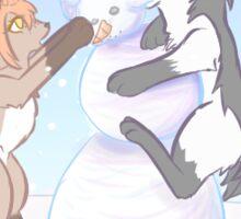 Spice & Magic Winter Sticker Sticker