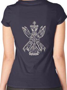 Desert Guardian Women's Fitted Scoop T-Shirt