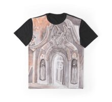 Open Grave Watercolor Painting Graphic T-Shirt