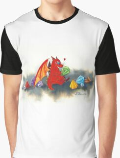 The dragon's collection Graphic T-Shirt