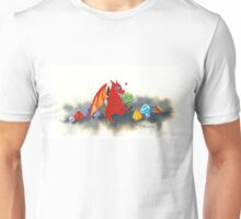 The dragon's collection Unisex T-Shirt