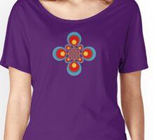 Archery target kaleidoscope 2 Women's Relaxed Fit T-Shirt