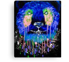 Universe Panda Canvas Print