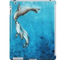 Seal Kisses iPad Case/Skin