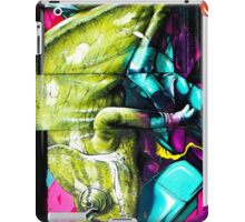 Graffiti chameleon  iPad Case/Skin