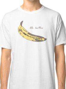 Junkie Banana Classic T-Shirt