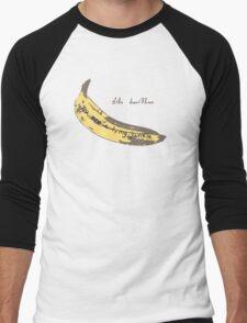 Junkie Banana Men's Baseball ¾ T-Shirt