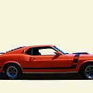 Boss 351 by Keith Hawley