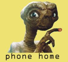 Phone Home by jacqs