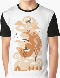 The Flying Fox Graphic T-Shirt