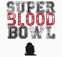 SuperBowl: Blood Bowl Black by Kirdinn